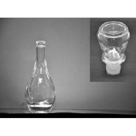 Sticla hobby cu dop de sticla 500ml(16)cr (580gr)