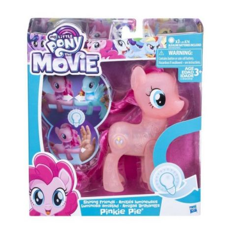 Hasbro my little pony figurina luminoasa hbc0720