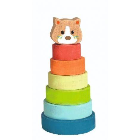 Piramida tip Montessori