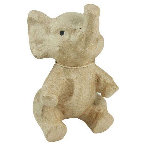 Obiect decor pui de elefant