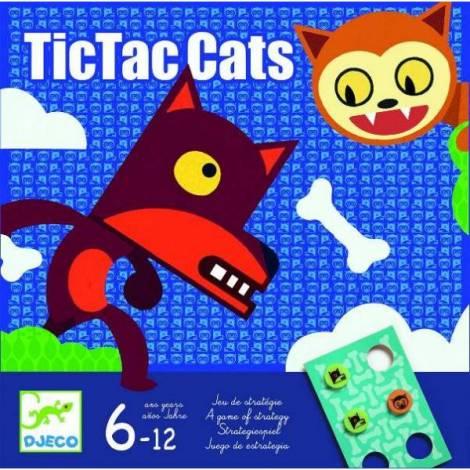 Joc Djeco, TicTacCats