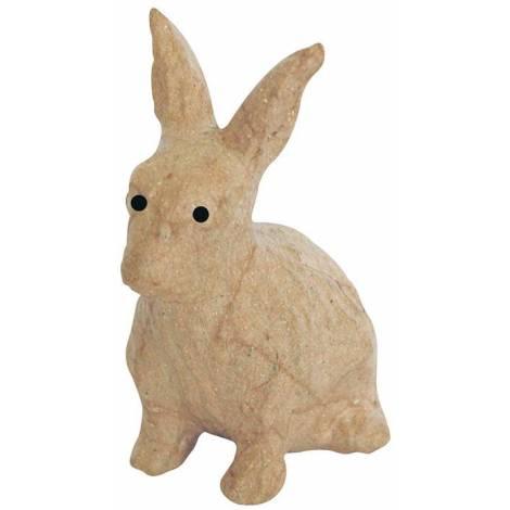 Obiect decor iepure sezut