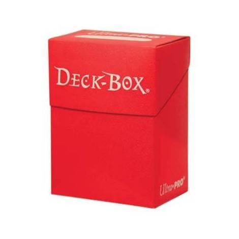 Deckbox rosu