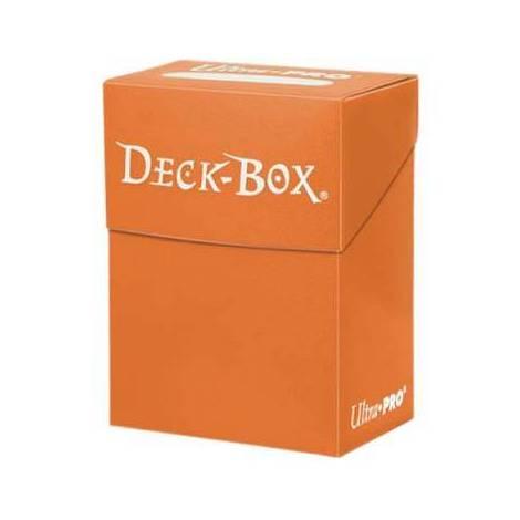 Deckbox portocaliu