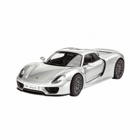 Porsche 918 spyder revell rv7026
