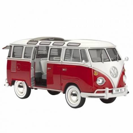 Model set revell masinuta vw t1 samba bus rv67399