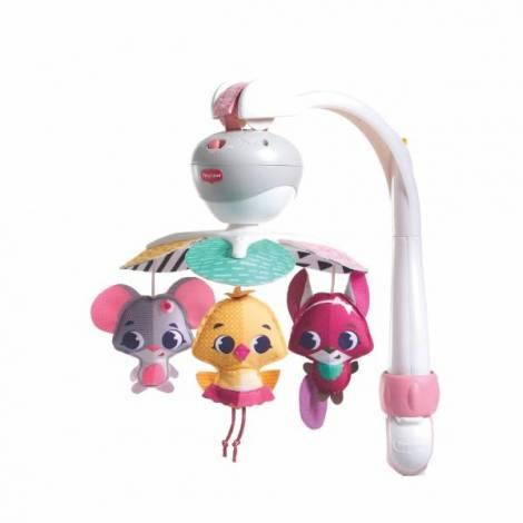 Carusel muzical portabil Tiny Princess Tales, Ia-ma cu tine, Tiny Love