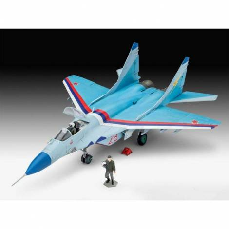 Macheta revell avion mig29s fulcrum rv3936