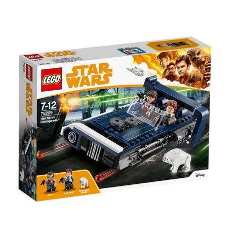 Han Solo\'s Landspeeder (75209)