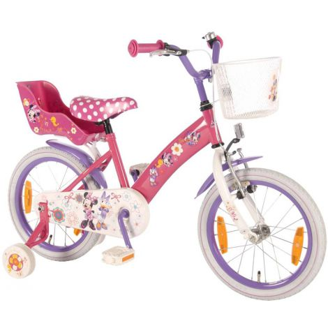 Bicicleta e-l minnie mouse 16