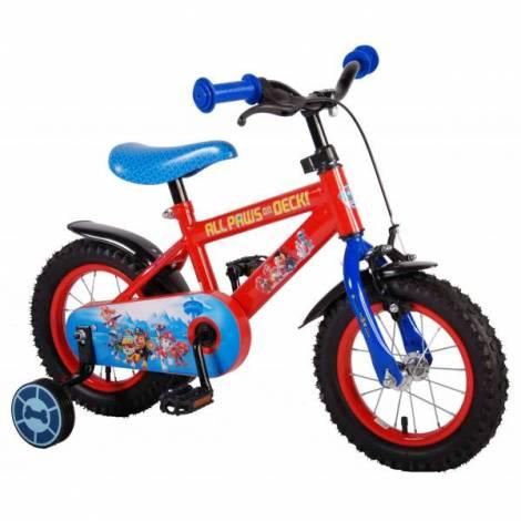 Bicicleta paw patrol 12