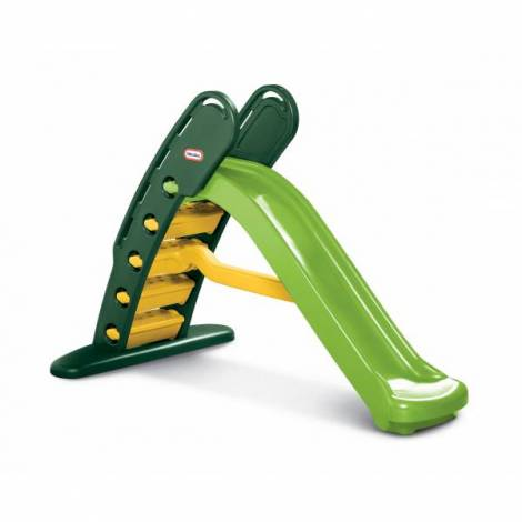 TOBOGAN gigant verde Little Tikes
