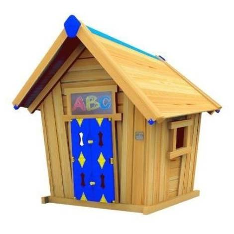 Casuta Crazy Playhouse JungleGym