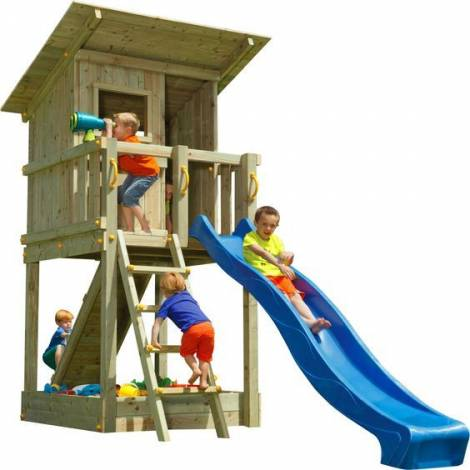 Spatiu de joaca Beach Hut - BlueRabbit
