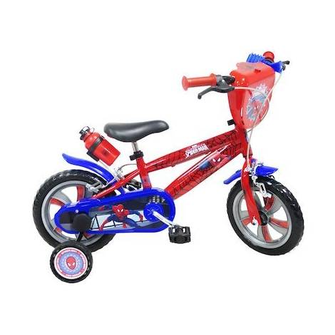 Bicicleta denver spiderman 12