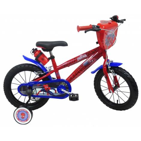 Bicicleta denver spiderman 14