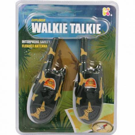 Set walkie talkie - micul explorator