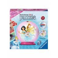 Puzzle 3d Printese Disney, 72 piese