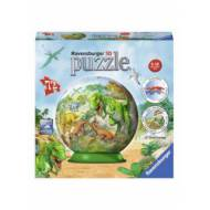 Puzzle 3d Dinozauri, 72 piese