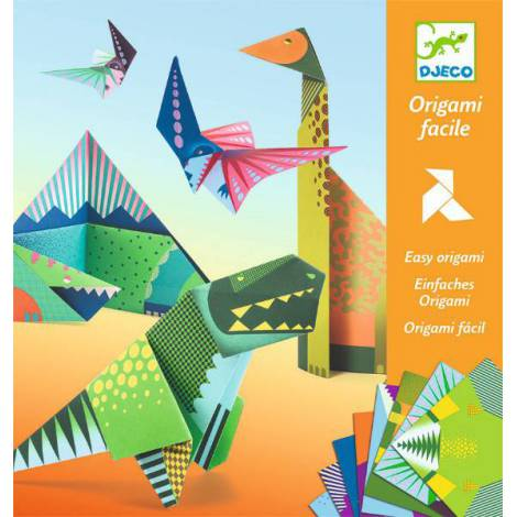 Origami Djeco, Dinozauri