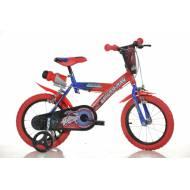 Bicicleta Spiderman mare - 16