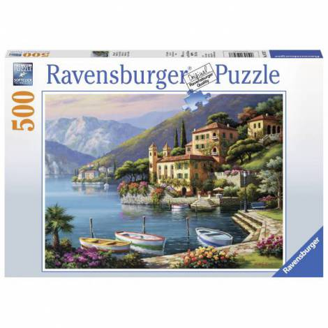 Puzzle Coasta Italiei, 500 piese