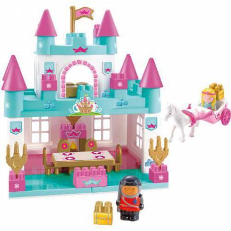 Set Constructii Abrick Castelul Printeselor