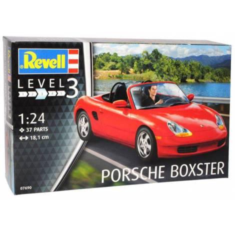 Porsche boxter revell rv7690
