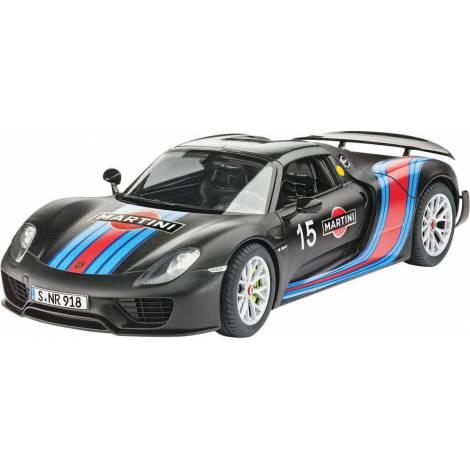 Porsche 918 spyder weisach sport version revell rv7027