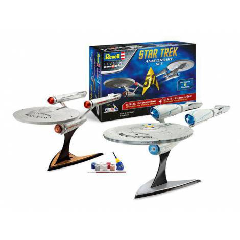 Gift set star trek revell rv5721