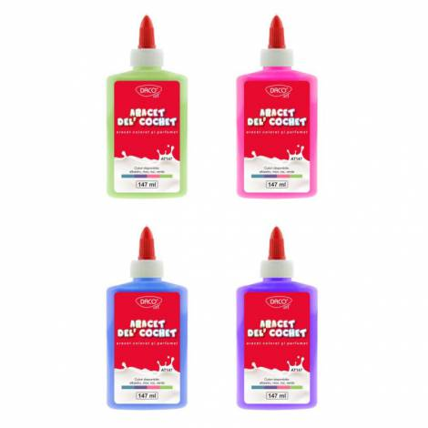 Aracet colorat 147 ml
