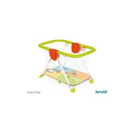 Brevi 587 tarc de joaca soft & play - 342