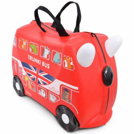 Trunki - Geamantan BORIS - London Bus