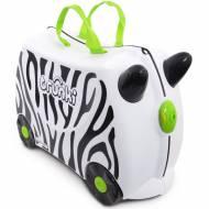 Trunki - Geamantan ZIMBA-Zebra