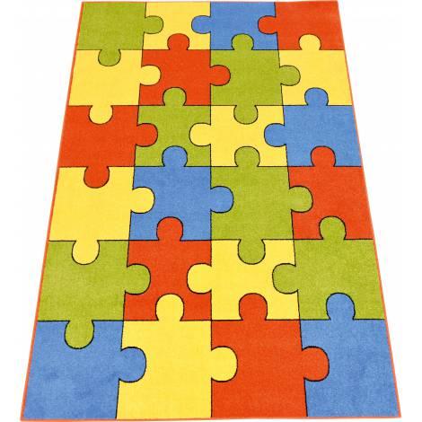 Covor puzzle 2x3 m