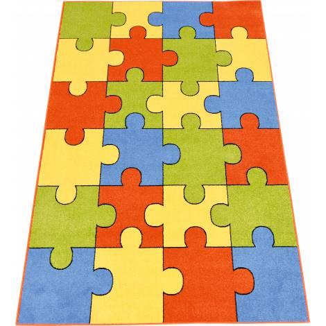 Covor puzzle 3x4 m