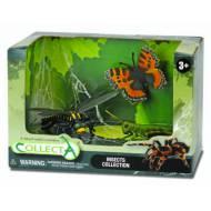 Set 3 figurine insecte model 2