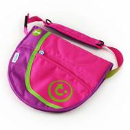 Geanta TRUNKI Saddlebag Pink