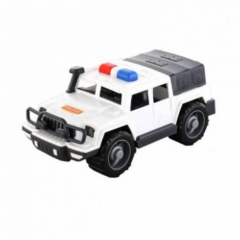 Vehicul patrulare Alb
