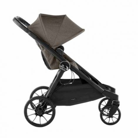 Carucior gemeni City Select Lux Taupe sistem 2 in 1