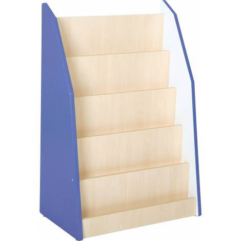 Quadro artar Biblioteca pentru gradinita culoare Albastru inchis