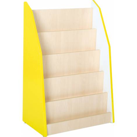Quadro artar Biblioteca pentru gradinita culoare Galben