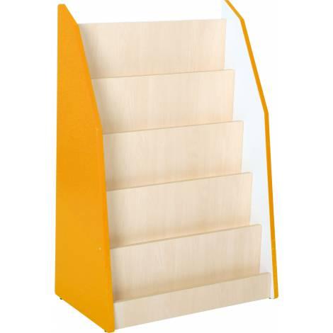 Quadro artar Biblioteca pentru gradinita culoare Portocaliu