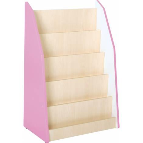 Quadro artar Biblioteca pentru gradinita culoare Roz