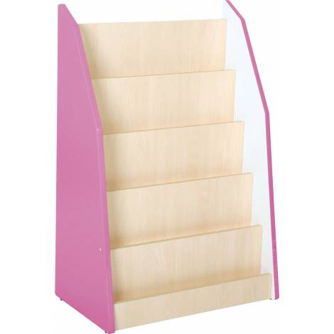 Quadro artar Biblioteca pentru gradinita culoare Roz inchis