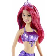 Papusa Mattel Barbie Model Sirena Mermaid Purple