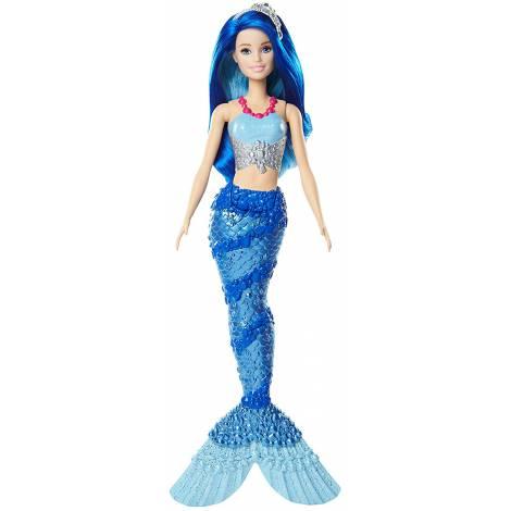 Papusa Mattel Barbie Dreamtopia Sirena Albastra