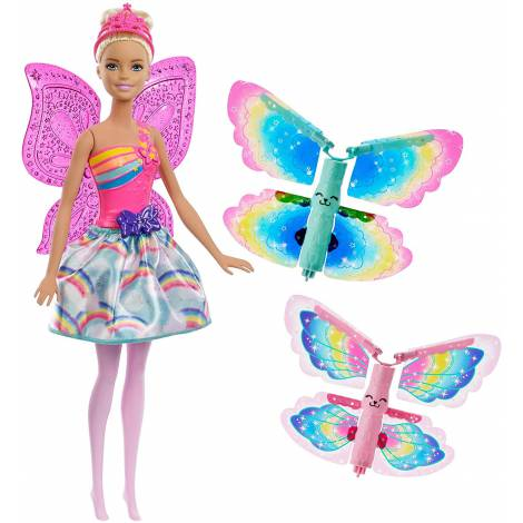 Papusa Mattel Barbie Dreamtopia Zana Zburatoare