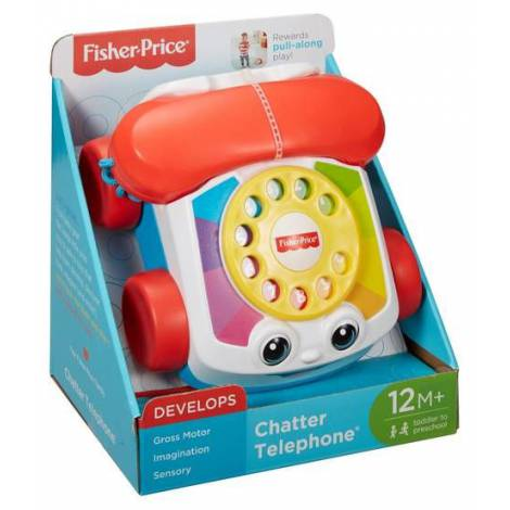 Fisher Price- Telefonul plmbaret