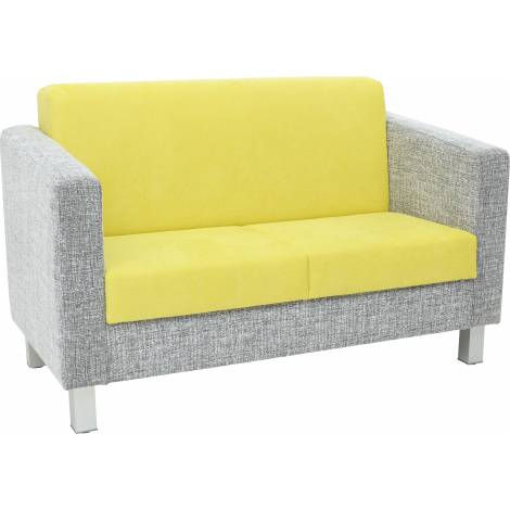 Canapea mare gri-verde